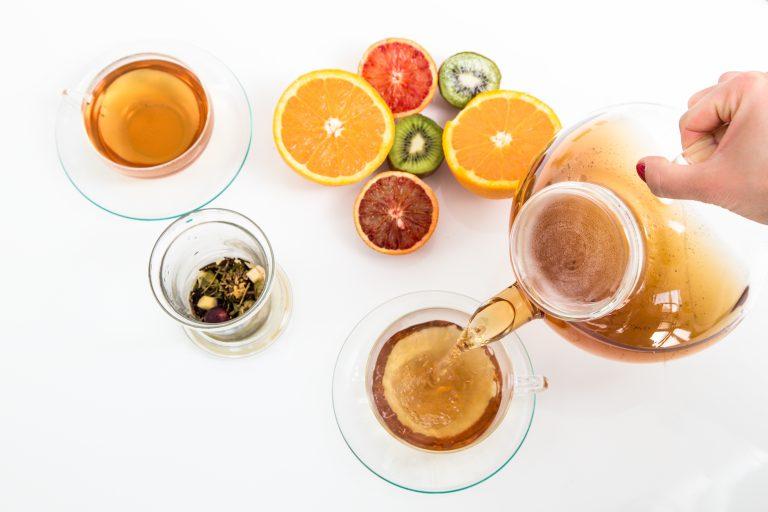 Recette – thé glacé