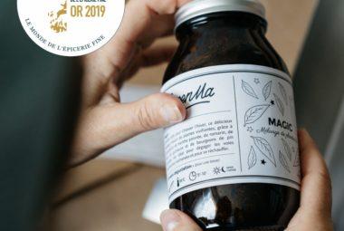Magic Mama récompensée : médaille d'or pour notre infusion bio 100% française !