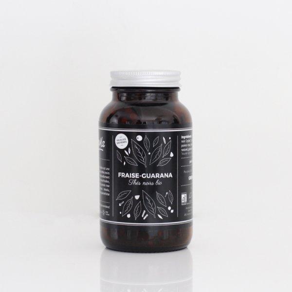 FICHE PRODUIT THÉ fraise guarana.001