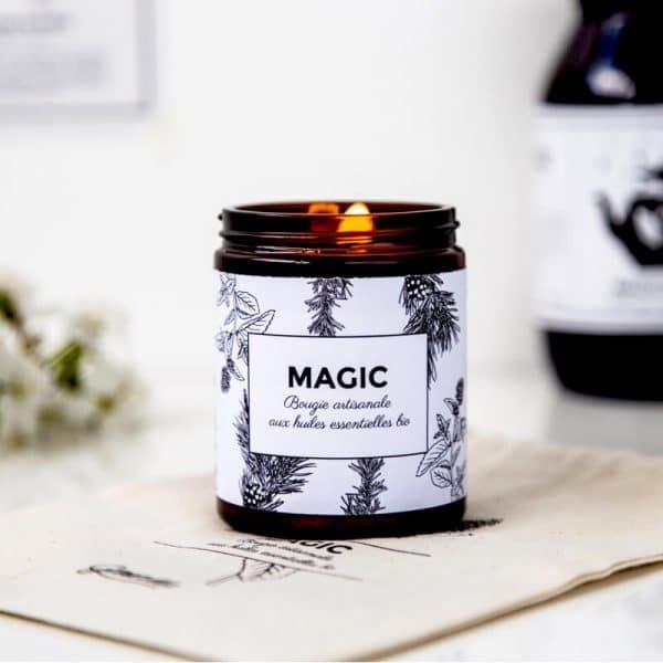 bougie magic greenma bio