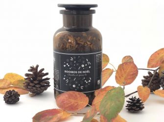 Rooibos biologique GreenMa Bocal Apothicaire