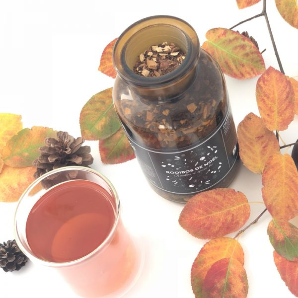 Rooibos bocal apothicaire infusion bio