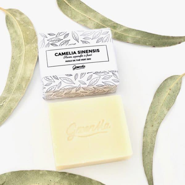 savon soin solide bio vegan ecologique camelia sinensis