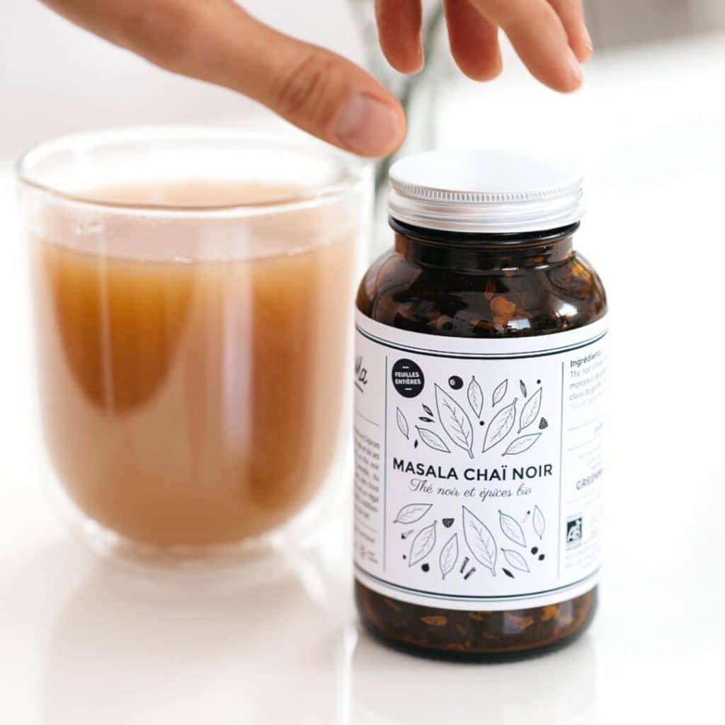 masala chai noir