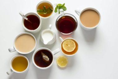 Quel thé ou infusion boire suivant le moment de la journée ?