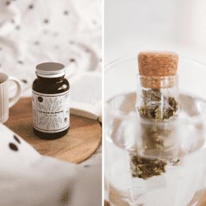 Pochon 1 thé + 1 infuseur