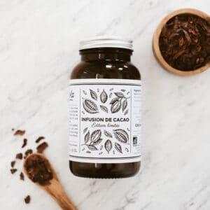Infusion fèves de cacao
