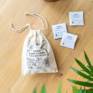 Kit 4 échantillons thés et infusions bio