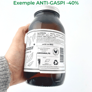 ANTI-GASPI – Bocaux d'infusions (-40%)