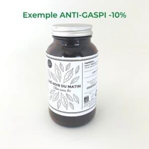 ANTI-GASPI – Bocaux de thés (-10%)